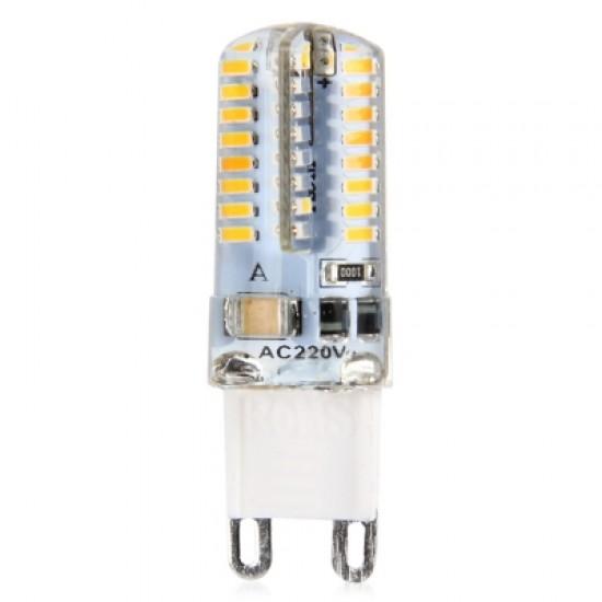 6W G9 LED Bulb Spotlight for Daily Use AC220V 5PCS